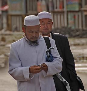 Day 19 - Bayi to Lhasa, Lovebirds sighting in Rickshaw