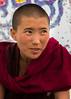 Cashi Drolma, a nun at Damo Ani Gompa