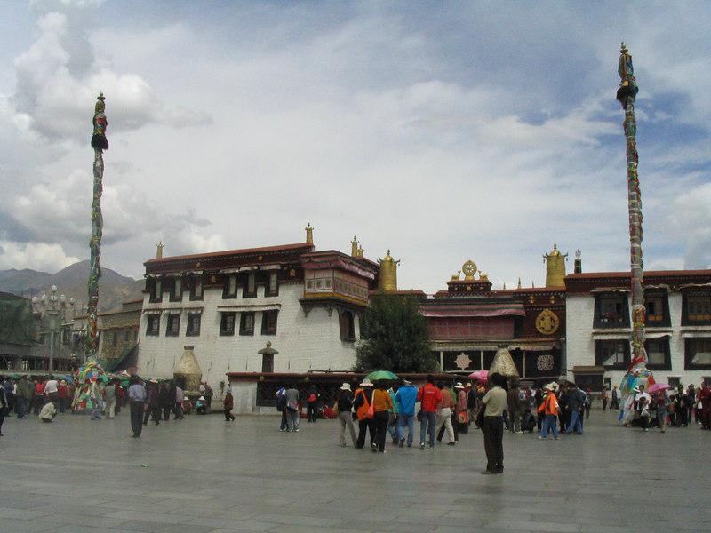 Johkong Temple.