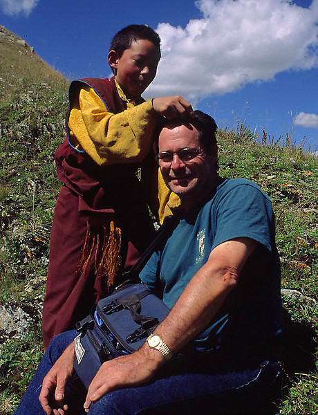 Trungpa  Rinpoche and Marv