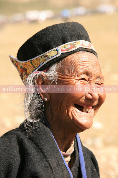 Faces of Tibet- 14