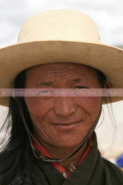 Faces of Tibet- 1<br /> Nomad herder