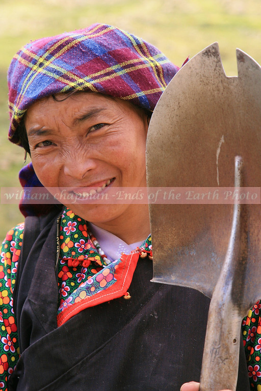 Faces of Tibet- 9