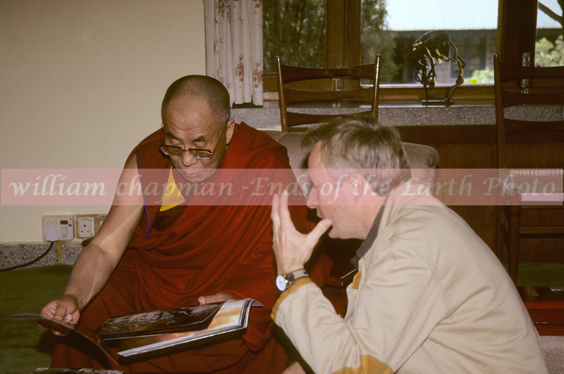 Meeting with Dalai Lama