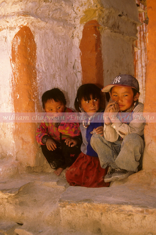Children of Mustang-