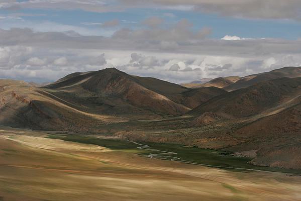 Tibet, countryside