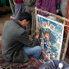 This is the guy who will paint our thangka, too