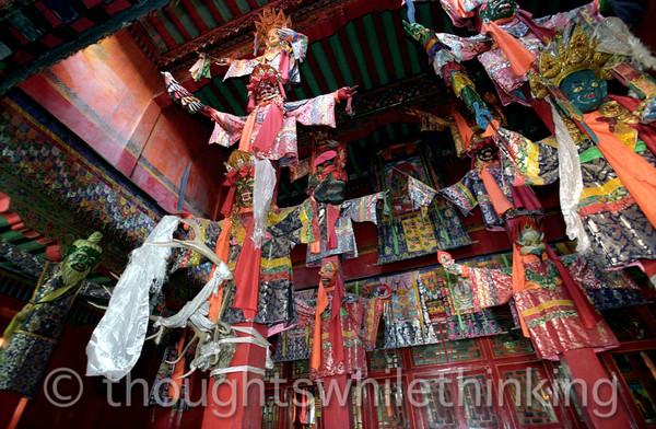 Tibet 2006 Chamdo Galden Jampaling Monastery Aug 5