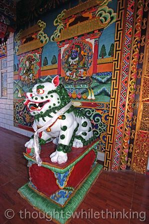 Tibet 2006 Ganze Gompa Aug 9