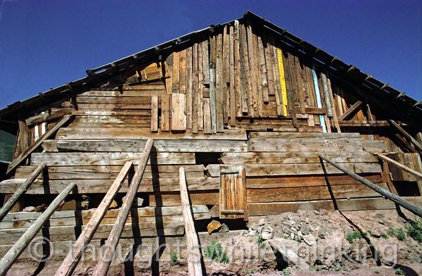 Tibet 2006 Chamdo Galden Jampaling Monastery workshop Aug 5