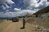 Tibet 2006 Chamdo to Derge Tama La (pass) 15,200 ft Aug 6