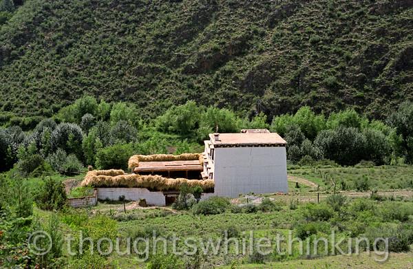Tibet 2006 Zhongdian to Shating July 30