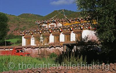 Tibet Kham 2006 Homes