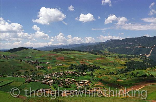 Tibet 2006 Lijiang to Zhongdian July 28