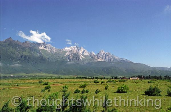 Tibet 2006 Lijiang to Yuhu July 27