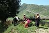 Tibet 2006 Ganze to Tagong picnic Aug 9