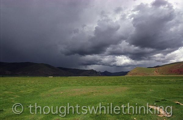 Tibet 2006 Markham to Chamdo Aug 4
