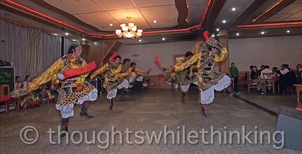 Tibet 2006 Derge Hotel Aug 6