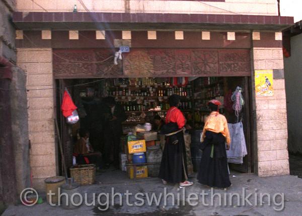 Tibet 2006 Ganze Aug 8