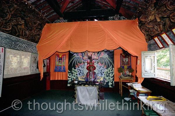 Tibet 2006 Lijiang Naxi Dongba shamen July 27