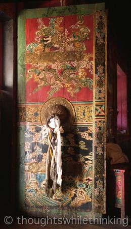 Tibet 2006 Ganze Monastery Aug 9