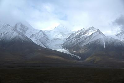 Glacier, taken from the train.