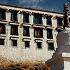 Drepung Monastery dates from 1645.
