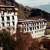 Sera Monastery, 12 miles from Lhasa, was founded in 1419.