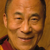 Tenzin Gyatso, the 14th Dalai Lama, lives in India (Tibet Shop).