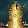 Gilded roof ornament on Jokhang.
