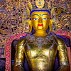 Buddha Inside the Pelkor ChodeMonastery