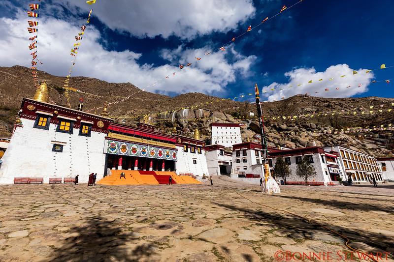 Sera Monastery 600 years old.
