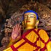 Inside the Pelkor Chode Monastery