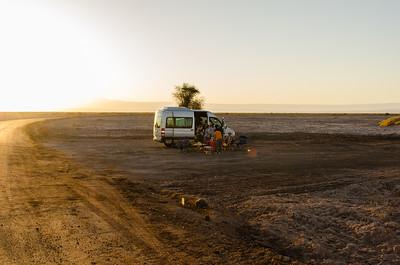 Ruta 23, Atacama