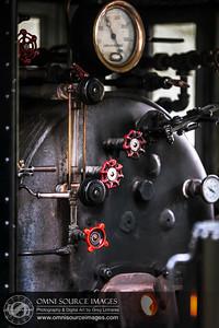 Tilden Park Steam Train Engine
