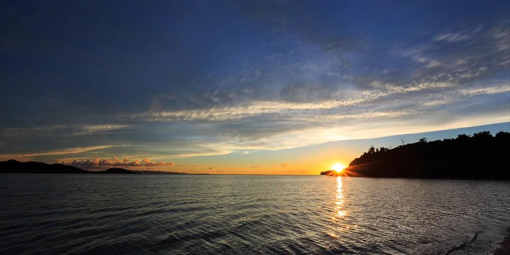 Seaside Sunset  ©2017  Janelle Orth