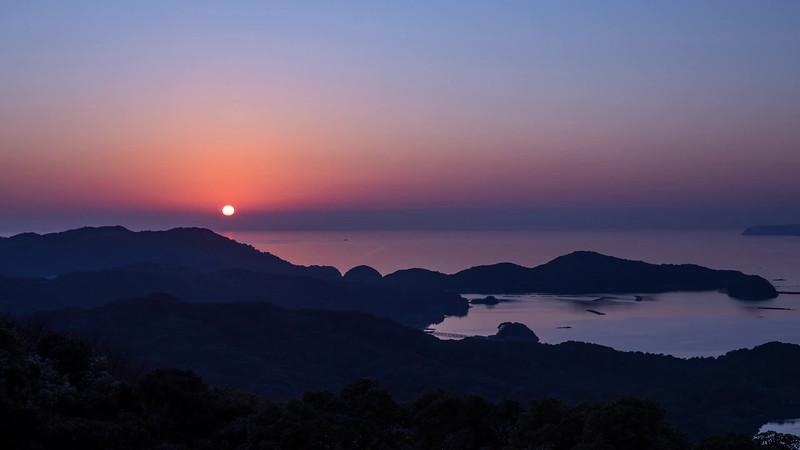 Sasebo Sunset  ©2019  Janelle Orth