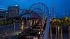 Helix Bridge Dusk  ©2017  Janelle Orth