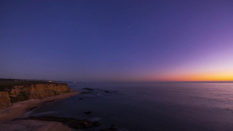 Half Moon Bay Milky Way  © 2020  Janelle orth