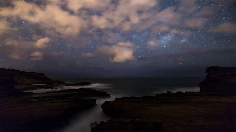 Milky Way Lanai Lookout  ©2020  Janelle Orth
