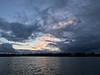 Gillies Lake around sunset