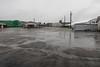 Rain at the Bon Air Motel