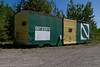Timmins Gold Mine Tour 2011 June 18th. Boxcar ONT 92074.