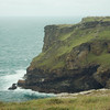Rugged coastal scenery and the Celtic Sea