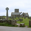St. Materiana Church at Tintagel, Cornwall, UK