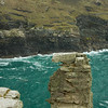 St. Materiana from Tintagel Head