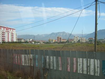 Tirana to Podgorica 2011
