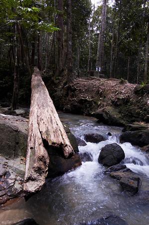 Titi Eco Farm, Jeram Toi Waterfall