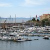 the harbor @ Ajaccio, Corsica