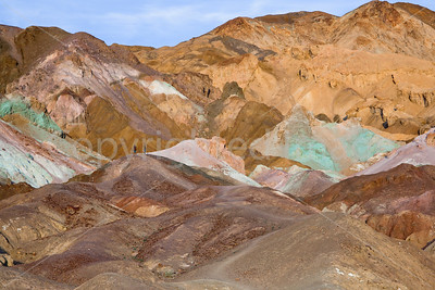 Artist's Palate at Death Valley NP